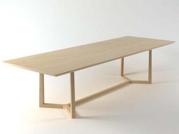 Jiff dining tables 3d model Flexform : f5783a0764f426e4936cf5c71b7fa1dd from www.designconnected.com size 616 x 462 jpeg 96kB