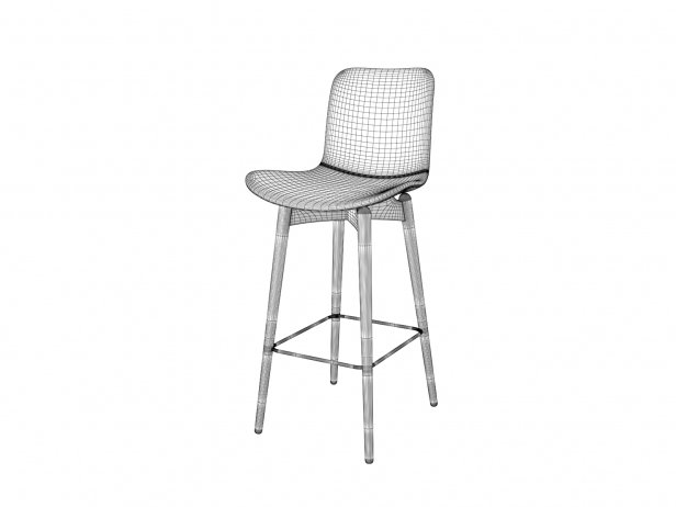 Langue Bar Stool 4