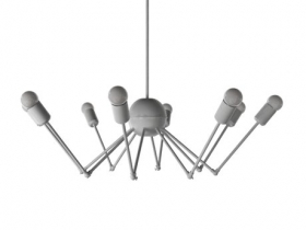 Octopus Single  Chandelier