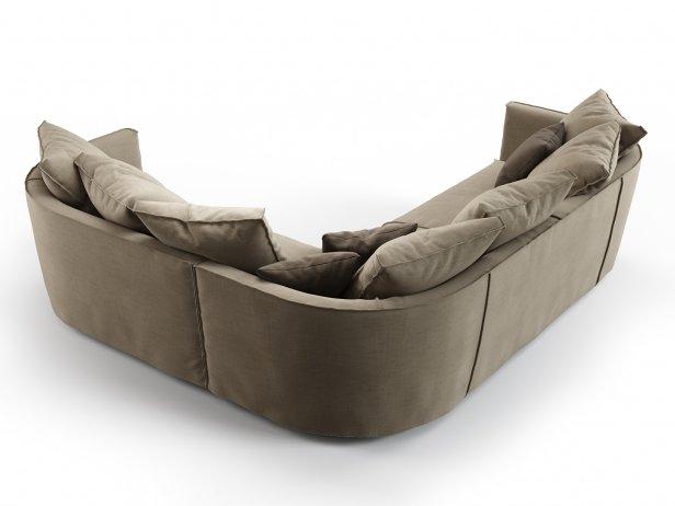 Lov Trend Corner Sofa 2