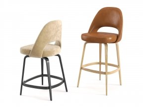 Saarinen Executive Bar and Counter Stool