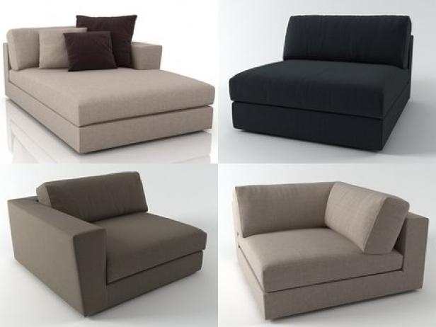 Canyon sofa system 1