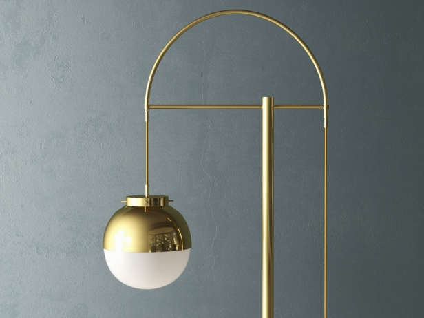 Lift Floor Lamp 2