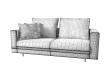 Enki 2-Seater Sofa 7