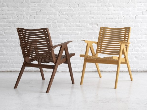 Rex 120 Lounge Chair 3