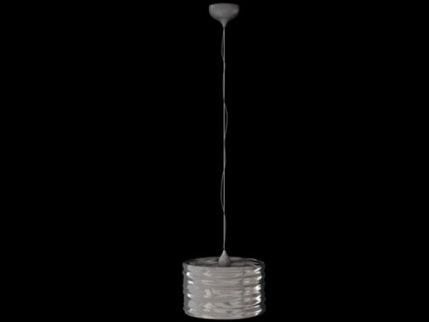 Aqua Cil Suspension Lamp 3