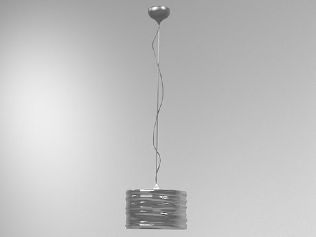 Aqua Cil Suspension Lamp 1