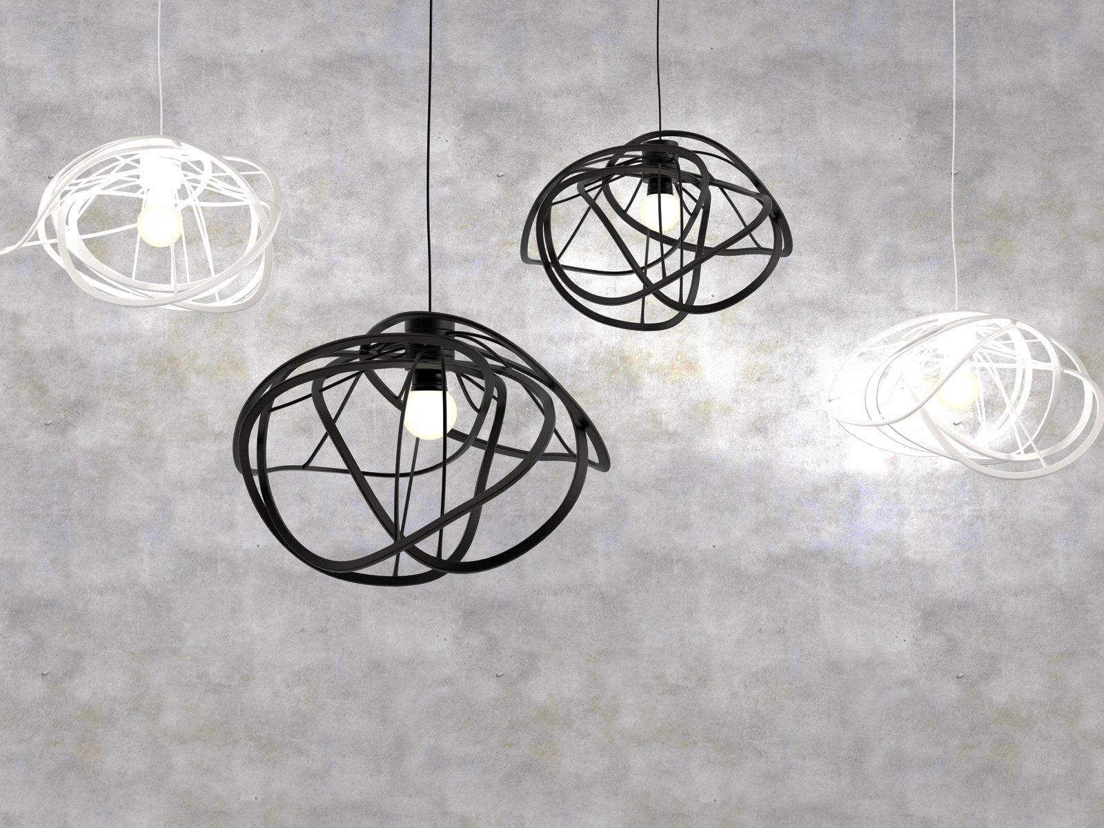 bloom pendant mod le 3d ligne roset. Black Bedroom Furniture Sets. Home Design Ideas