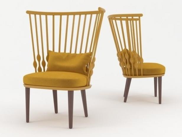 Nub BU1440 Easy Chair 3