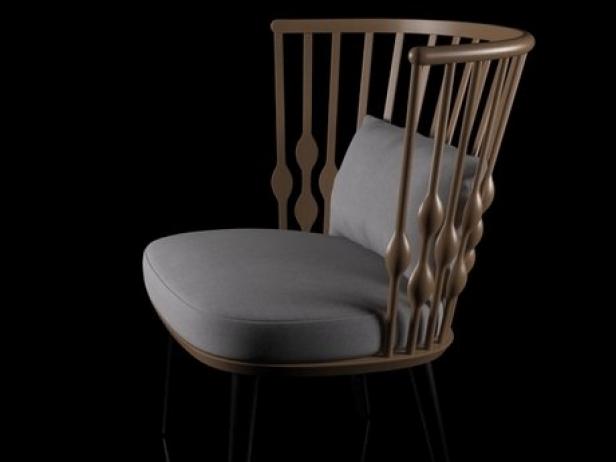 Nub BU1440 Easy Chair 15