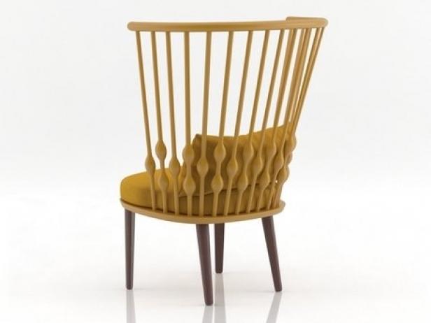 Nub BU1440 Easy Chair 8
