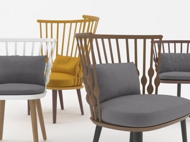 Nub BU1440 Easy Chair 1