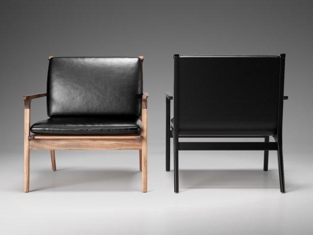 Ren Lounge Chair Large 3