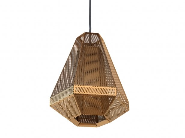 The Diamonte Pendant Lamp 4