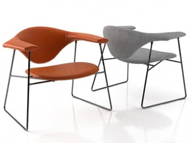 Masculo Lounge Chair 9