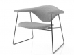 Masculo Lounge Chair 5