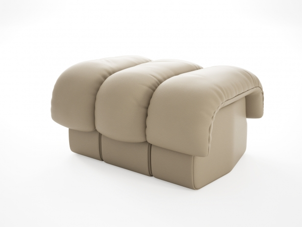 DS-600 Footstool 1