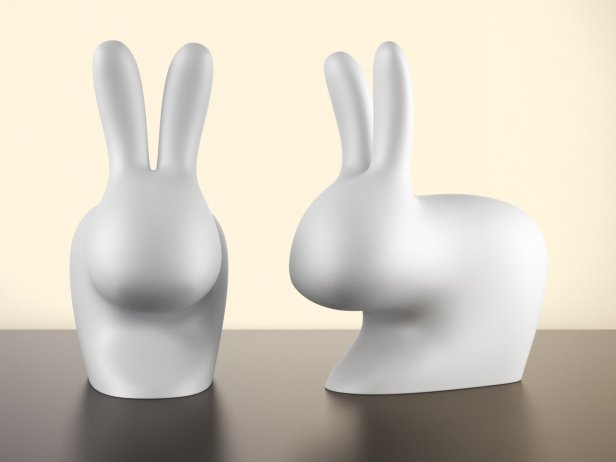 Rabbit Chair & Baby Chair 5