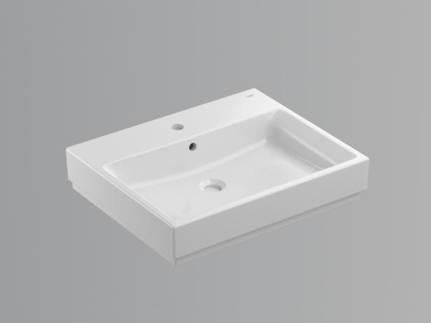 Cube Wall-hung Basin 60 Set 2