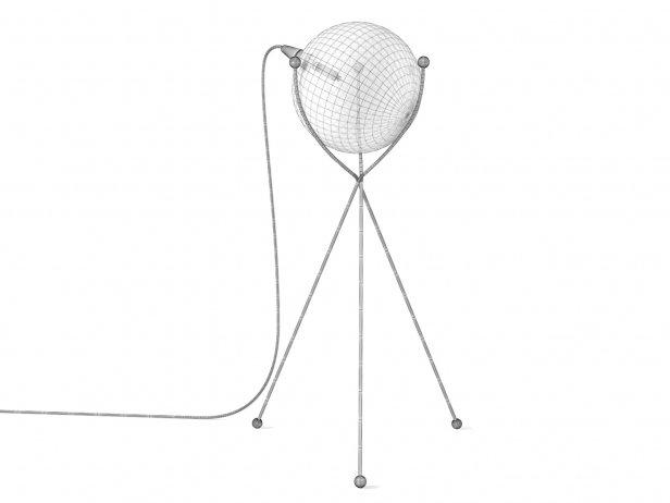 Lab Table Lamp TL1 4