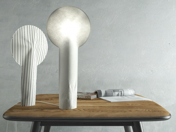 Paper Lamps 4