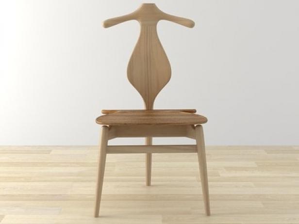 PP250 Valet Chair 4