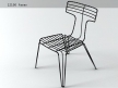 Wire Chair 6