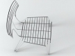 Wire Chair 5