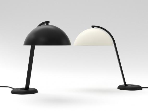 Cloche Table Lamp 2