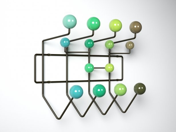Hang it all Coat Rack 3