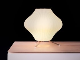Nelson Bubble Lamp - Pear Table Lamp
