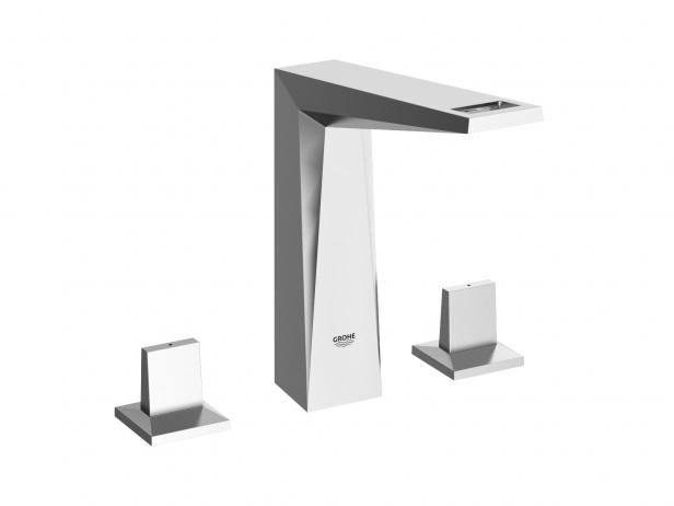 Cube Wall-hung Basin 100 Set 7