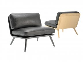 Spine Lounge 1710 Chair