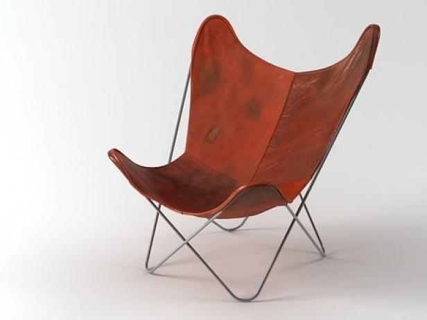 Beau Hardoy Chair 198 7