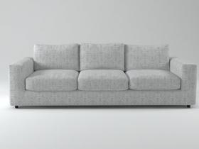 Boutique XL Triple Seater