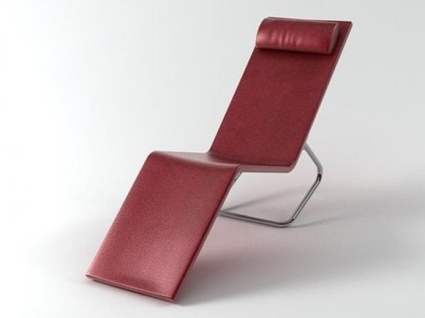 Mvs Chaise 3D Model | Vitra