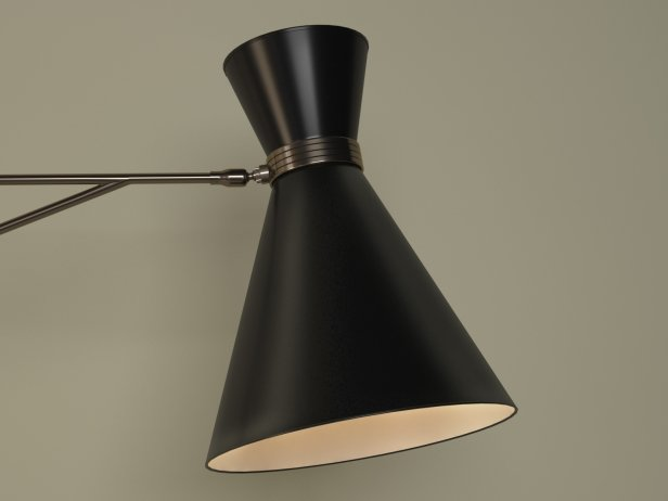 Bergamo Wall Lamp 2