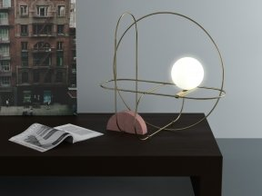 Setareh 4401 Table Lamp