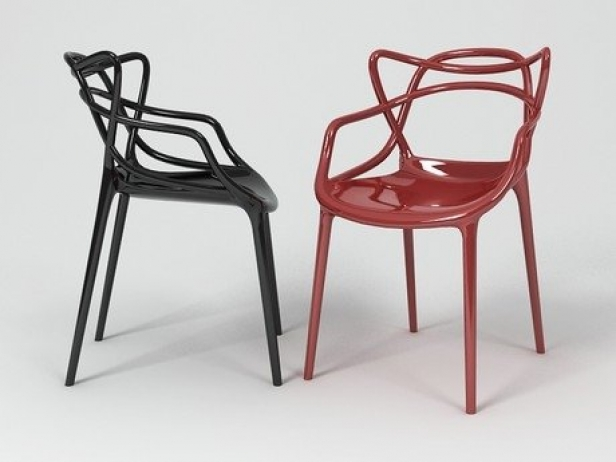 Chaise Master Kartell. Trendy Kartell Masters Chair By Philippe
