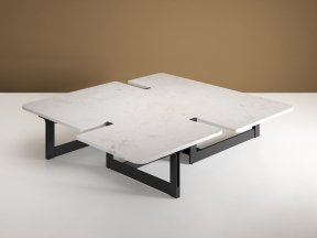 Valery 1 Square Coffee Table
