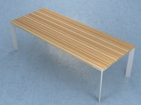 Sunset dining table