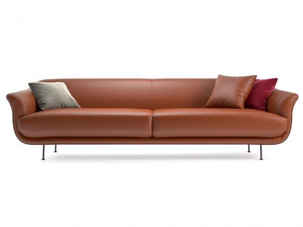 Style 3-Seater Sofa 3