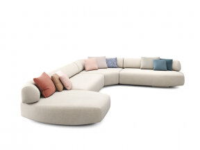 Gogan Corner Sofa Composition P3R