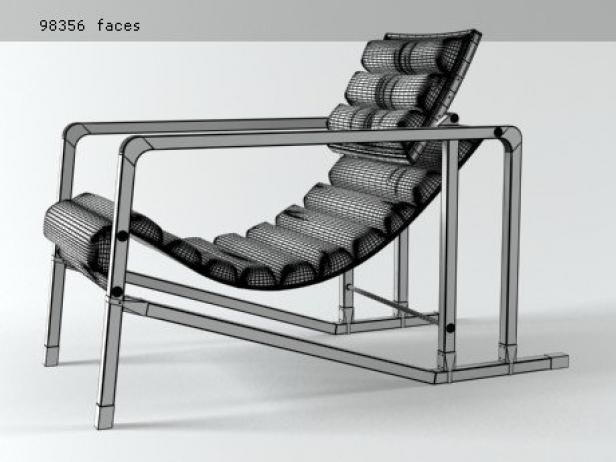 Transat armchair 6