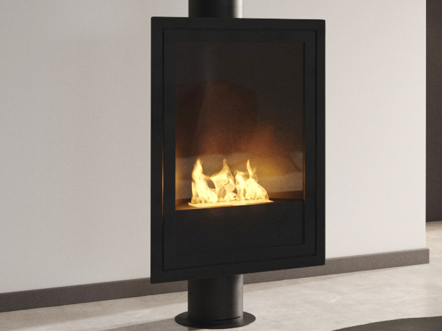Eurofocus Gas Fireplace 3