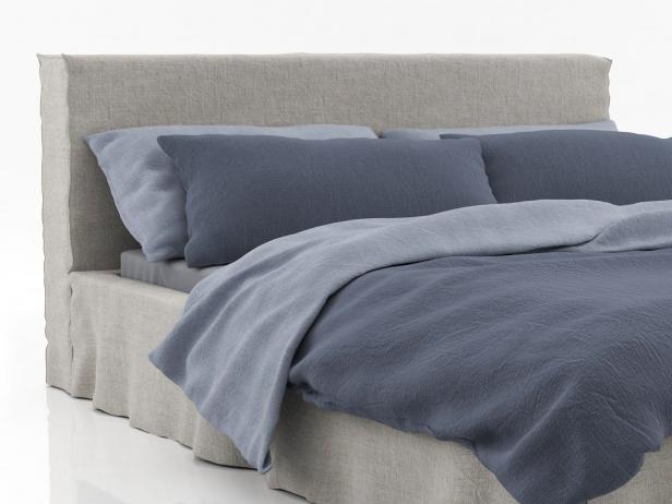 Brick Bed 5