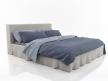 Brick Bed 1