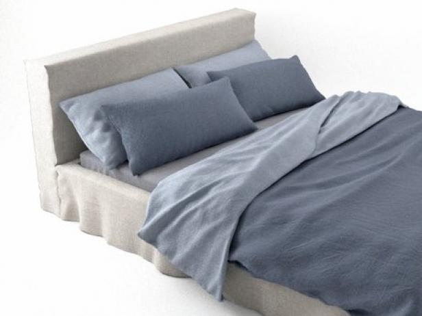 Brick Bed 8