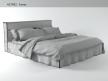 Brick Bed 12