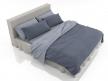 Brick Bed 4